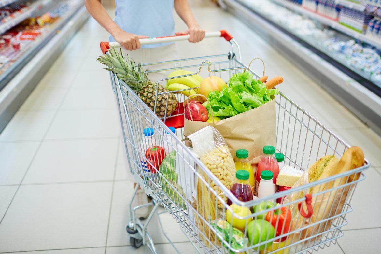 Corona Einkaufshilfe Gere